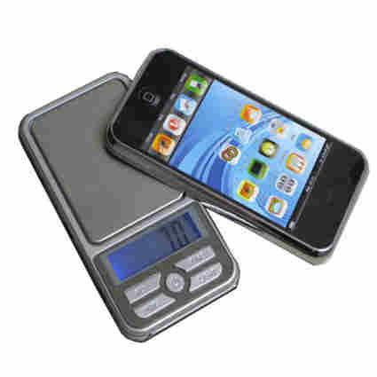 IPHONEترازوجیبی
