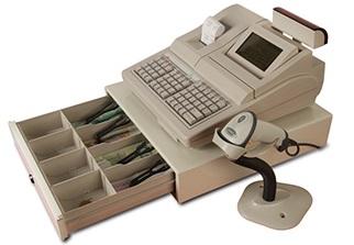 صندوق فروشگاهی,صندوق فروشگاهی محک,MECRA308,MAHAK MECRA308,صندوق مکانیزه فروش محک مکرا308